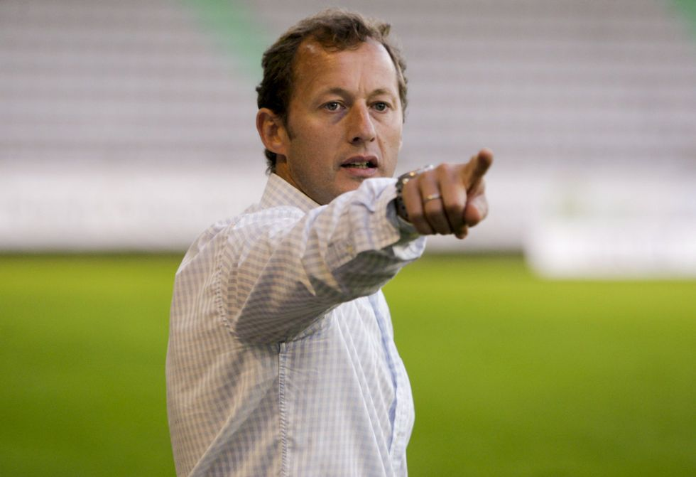 .El técnico Manolo García asegura que todos sus jugadores están muy motivados.