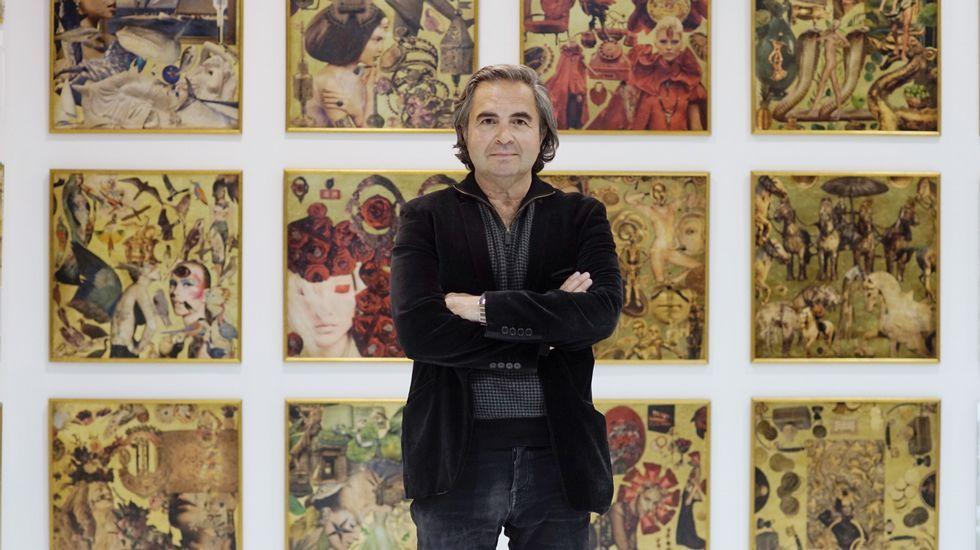 Amigos de David Delfín se despiden del diseñador