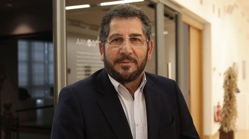 .Manuel Cardoso es el alcalde de Vilardevós