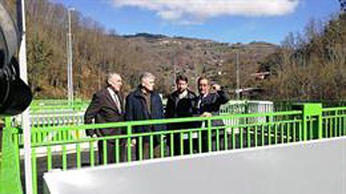 Inauguracion del nuevo punto limpio de San Mrtín del Rey Aurelio