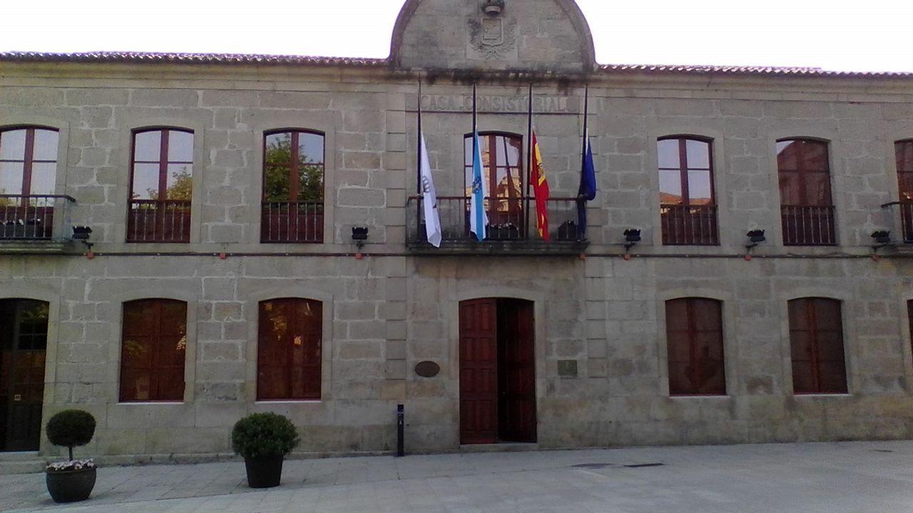 Senadores asturianos en las elecciones de 2019