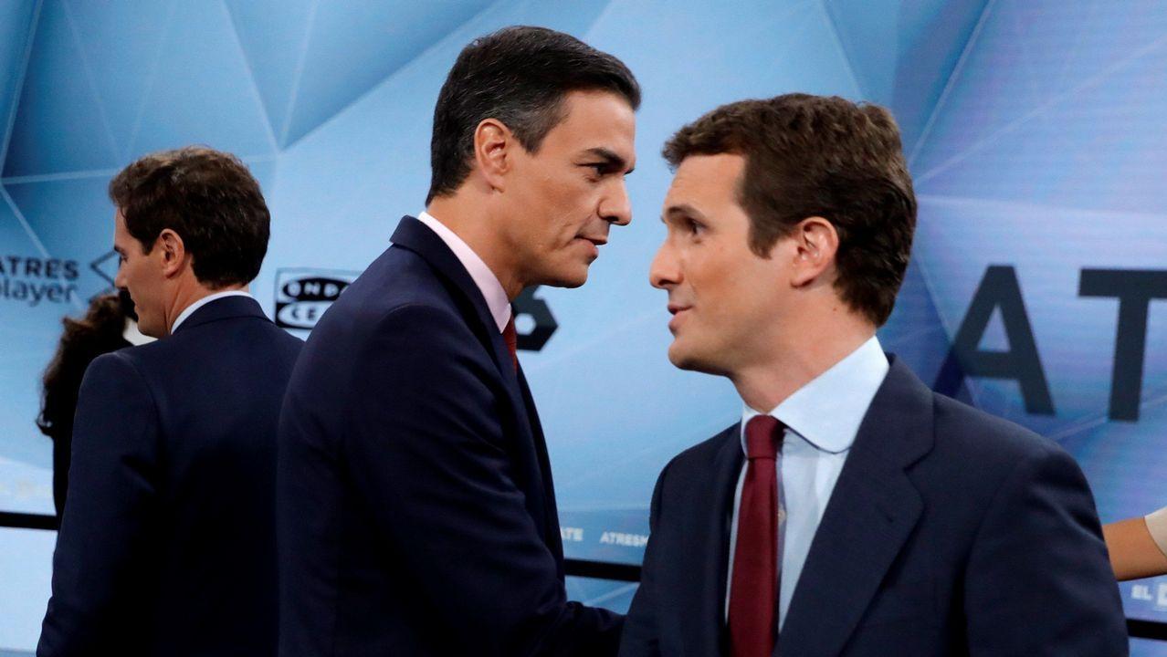 Golpe de efecto de Rivera con el fichaje del expresidente madrileño a 4 días de las generales
