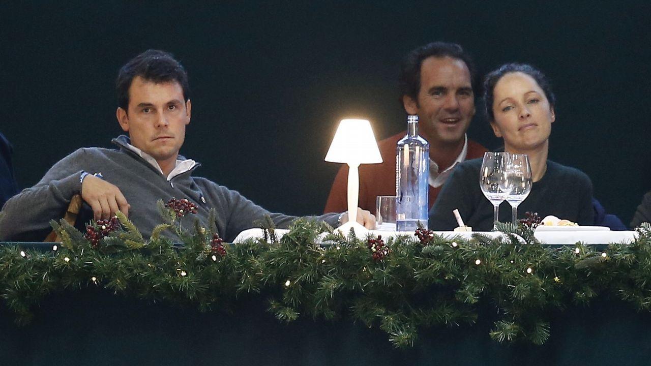 .El exmarido de Marta Ortega y padre de su hijo Amancio, Sergio Álvarez Moya, también participa en el concurso