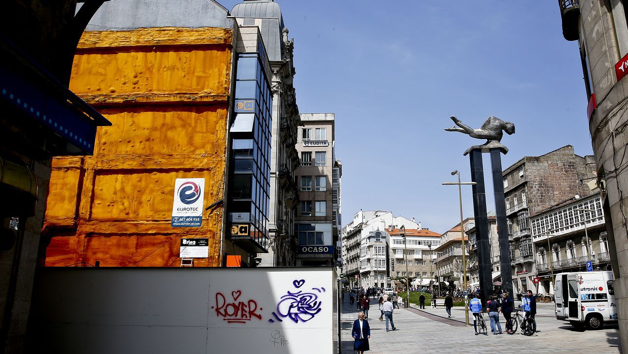 Primeras palabras de los nuevos ministros: estas son sus intenciones.Emblemática tienda de Caramelo en la calle Serrano de Madrid, en plena fase de expansión del grupo