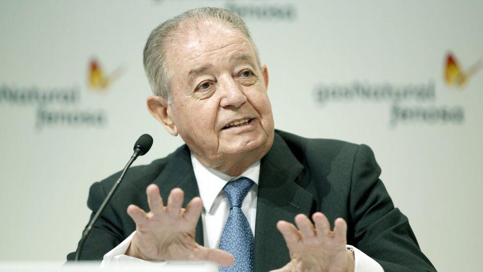 .Salvador Gabarró, en una imagen de archivo