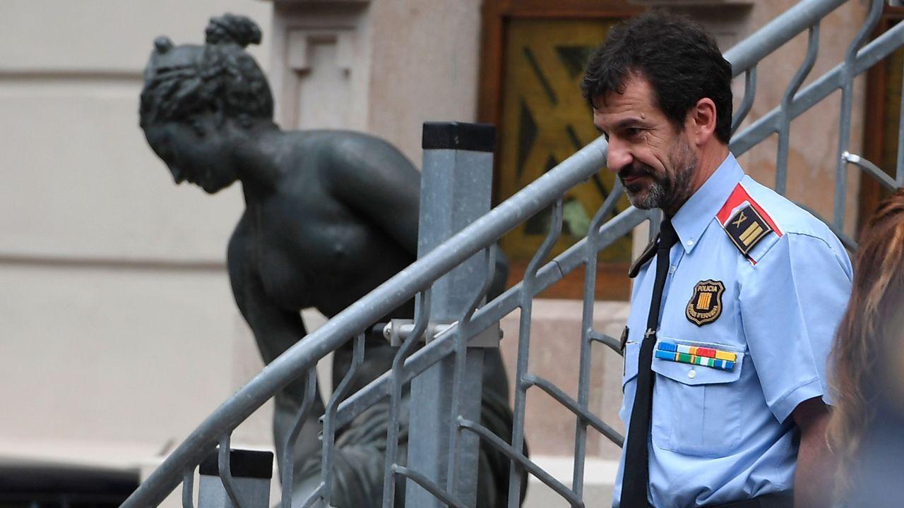 El Govern y el Ministerio del Interior se reúnen en la Junta de Seguridad de Cataluña