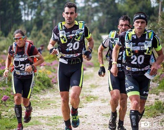 Imagen del Team Sport HG-HEAD en plena competición.