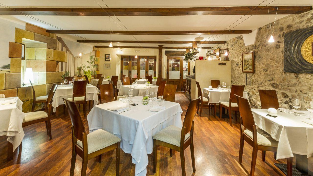 Restaurante Arbidel en Ribadesella