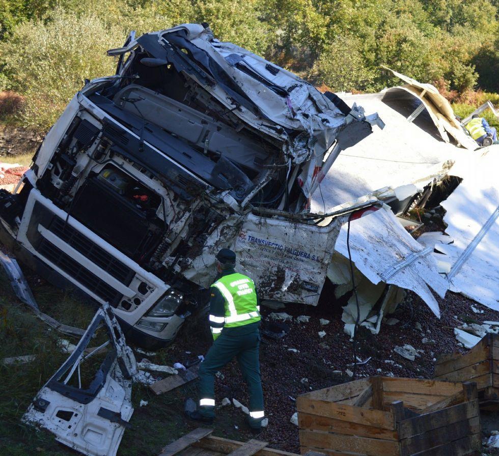 El año pasado murieron dos camioneros en la provincia.