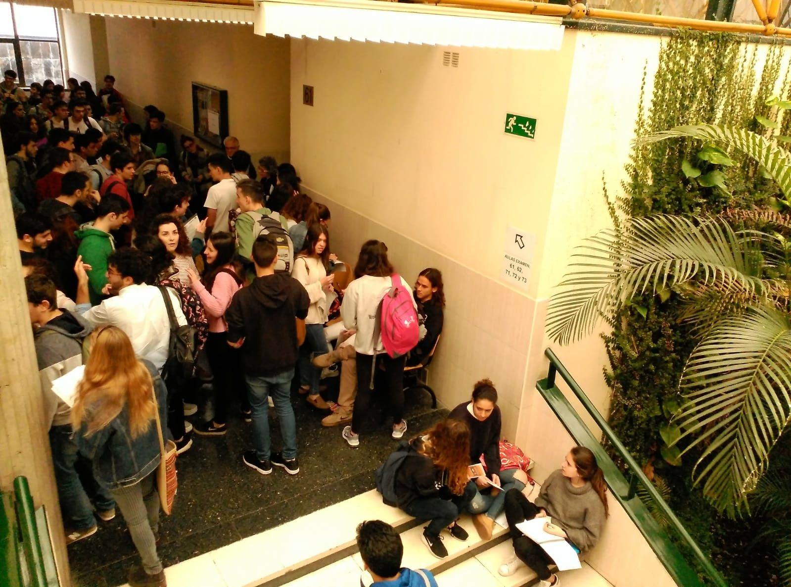 La EBAU da comienzo en Asturias (Facultad de Economía y Empresa)