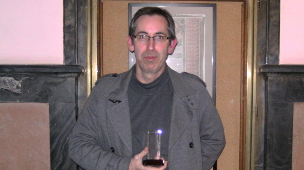 Diego García-Muñoz Vaquero, arquitecto y ajedrecista