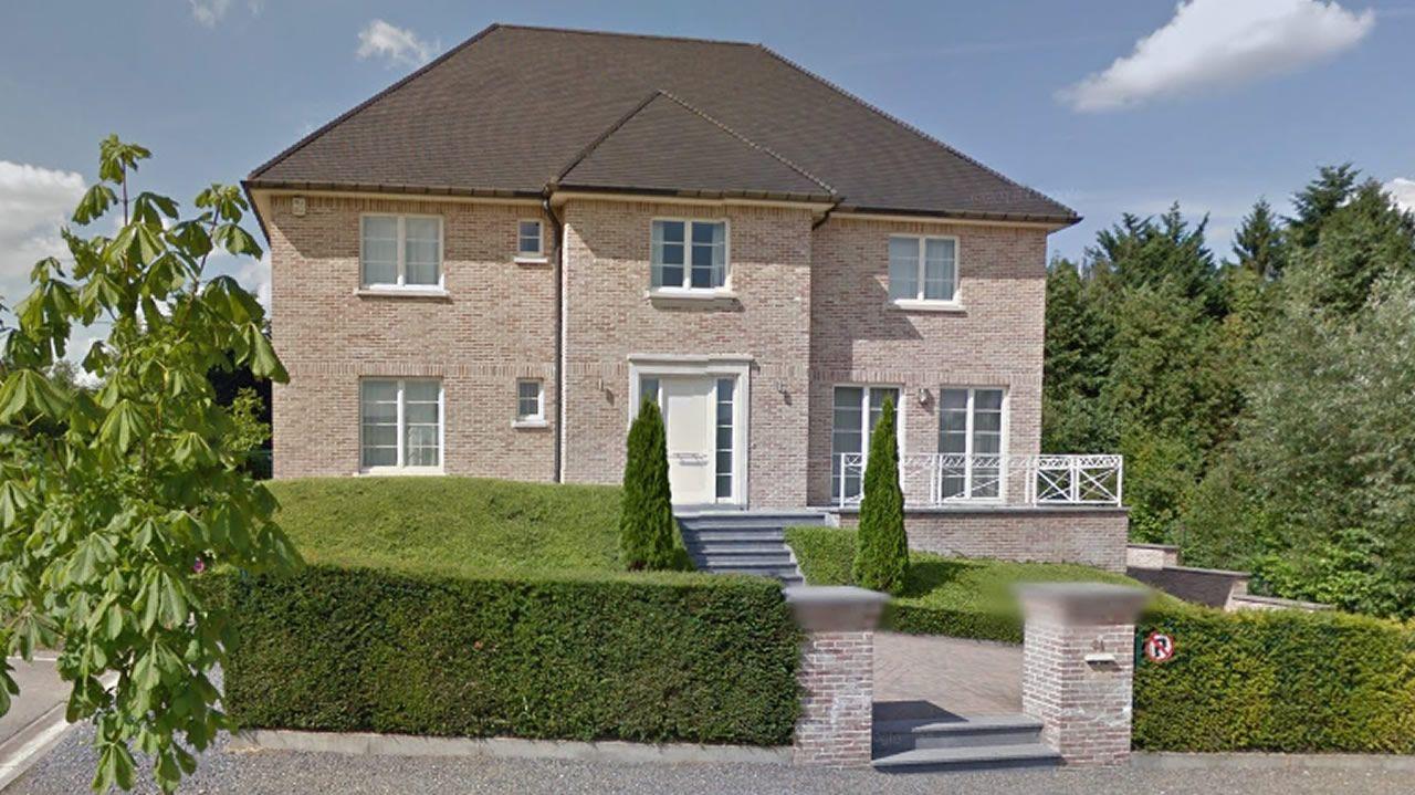 La casa de puigdemont en b lgica 500 metros cuadrados for Alquiler casa en umbrete sevilla