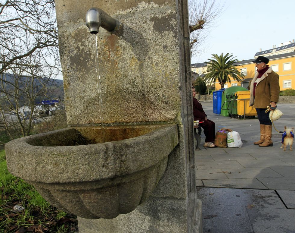 Muere un septuagenario de O Incio tras ser atropellado por un turismo