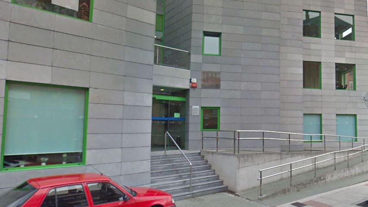 Instituto de Medicina Legal de Asturias, en La Corredoria.Instituto de Medicina Legal de Asturias, en La Corredoria