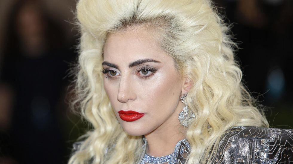 Los premios MTV Europa, en imágenes.Lady Gaga