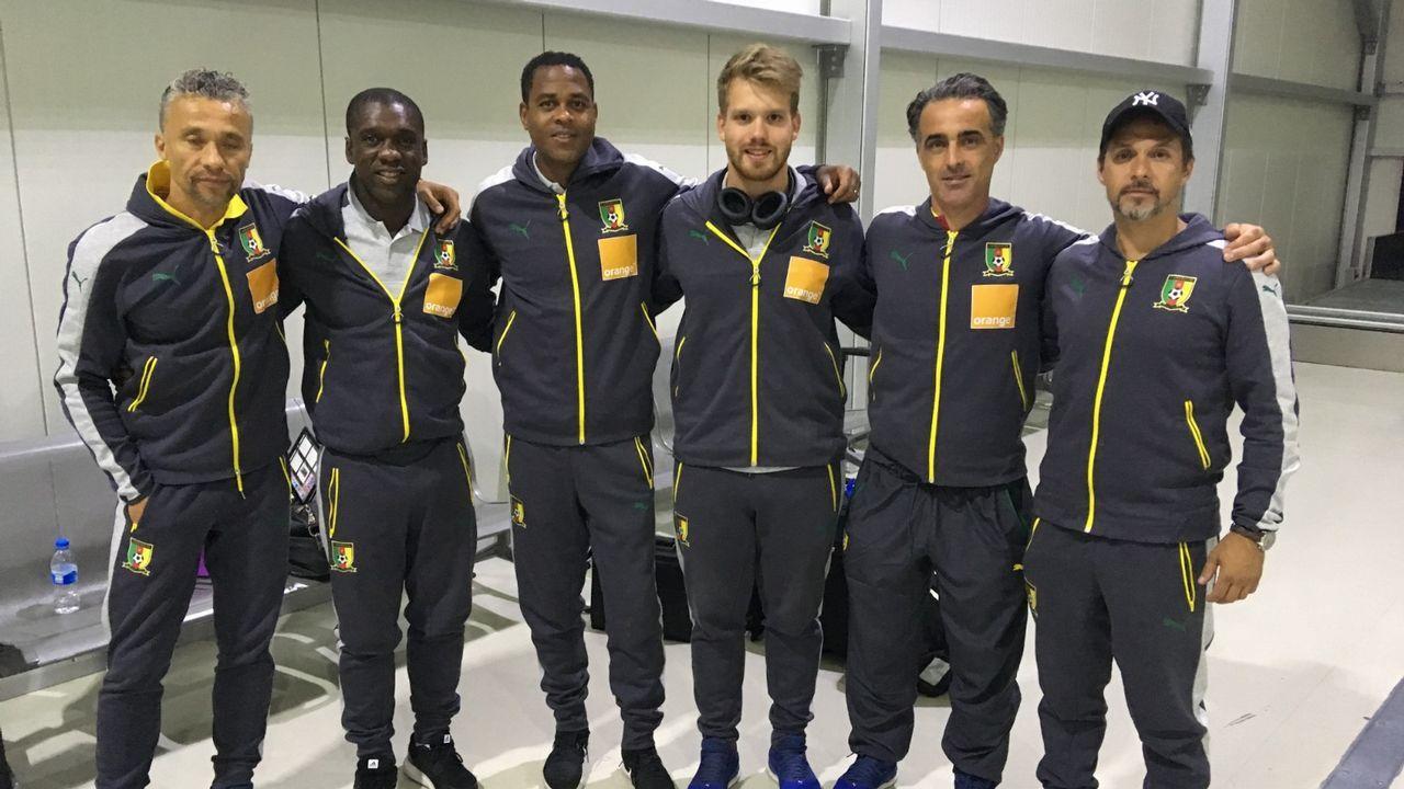 El paso de Natxo por el Deportivo en imágenes