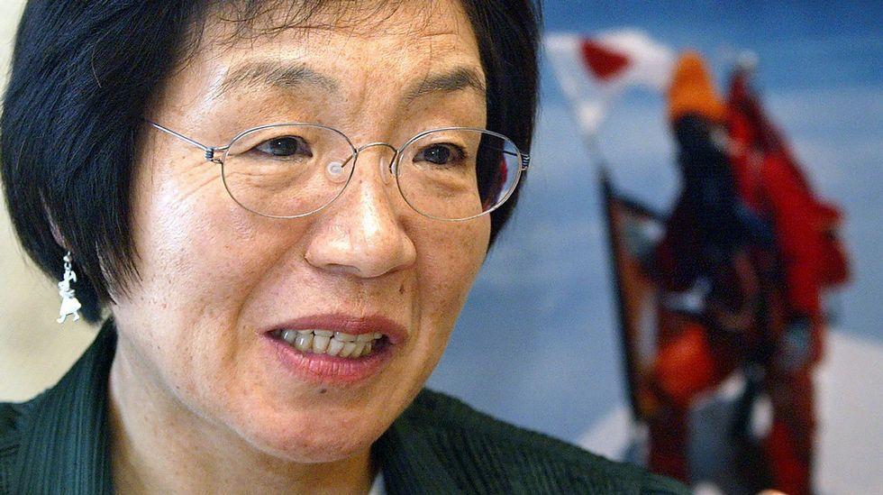 Japón recuerda el desastre de Fukushima.Junko Tabei
