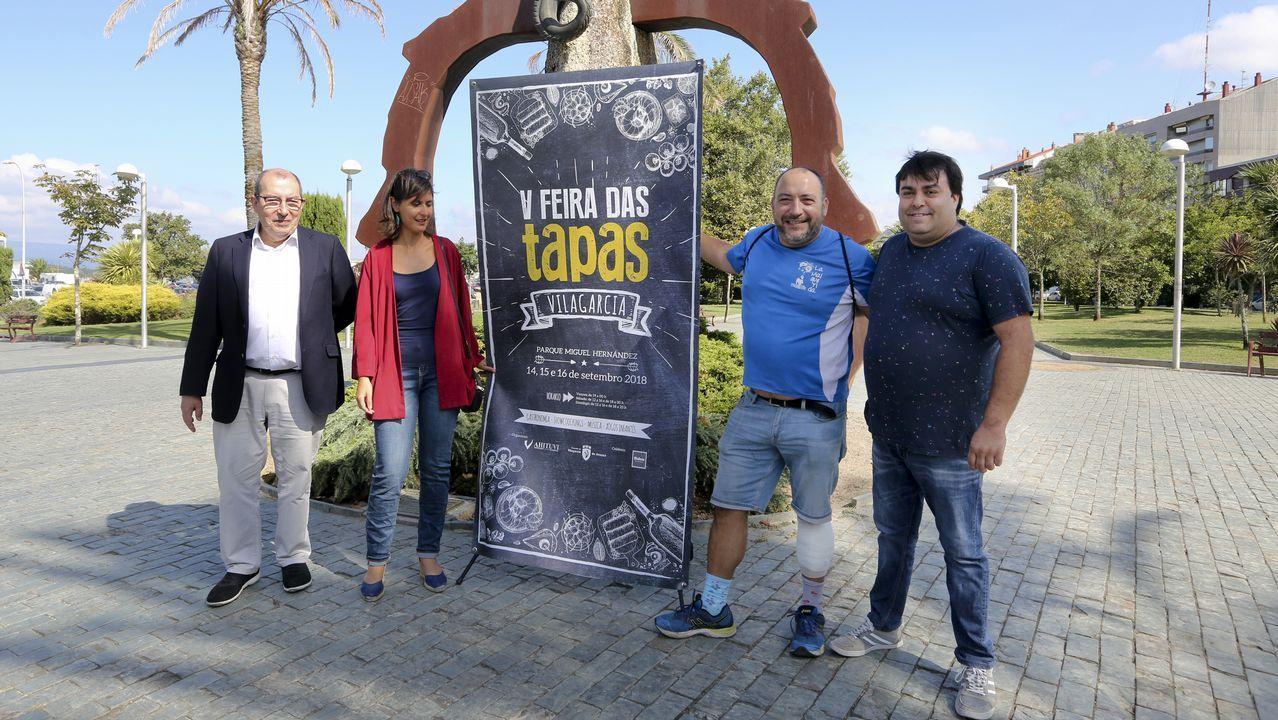 VOCES DE A CORUÑA RADIO VOZ PRESENTACIÓN NUEVA TEMPORADA
