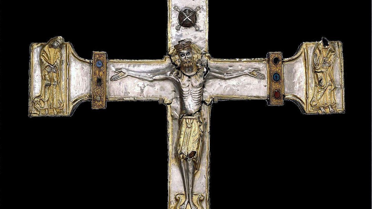 Fragmento de la Cruz de Fuentes