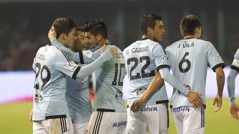 Celta - Valencia, en imágenes.La gestión económica de Mouriño se ja plasmado en grandes resultados para el club