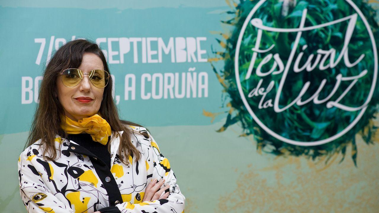 El proyecto fue presentado en los jardines de la Cidade da Cultura