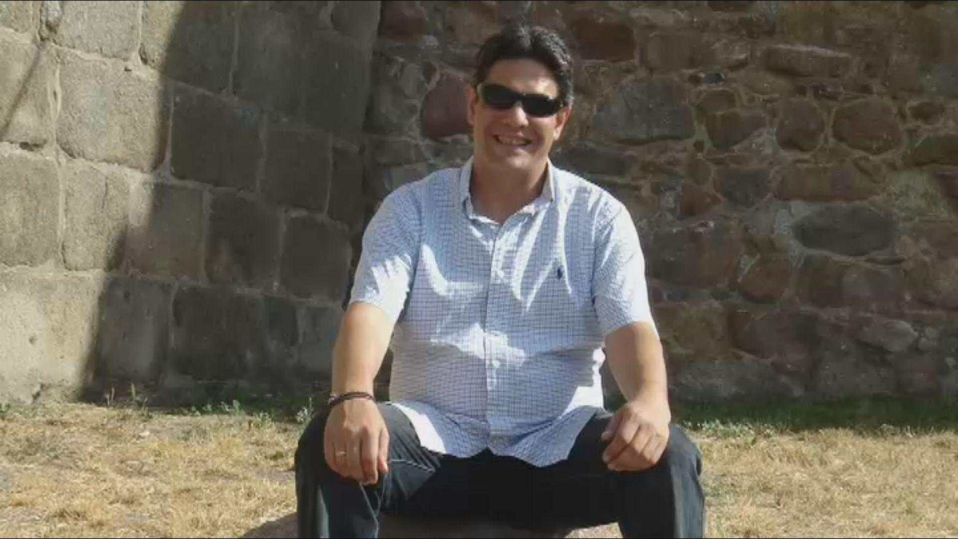 El hombre que mató a sus dos niñas en Castellón había sido denunciado por amenazas y lesiones.Vista del tren Alvia a su llegada a la estaciónn de Puente de los Fierros en las laderas del puerto de Pajares (Asturias)