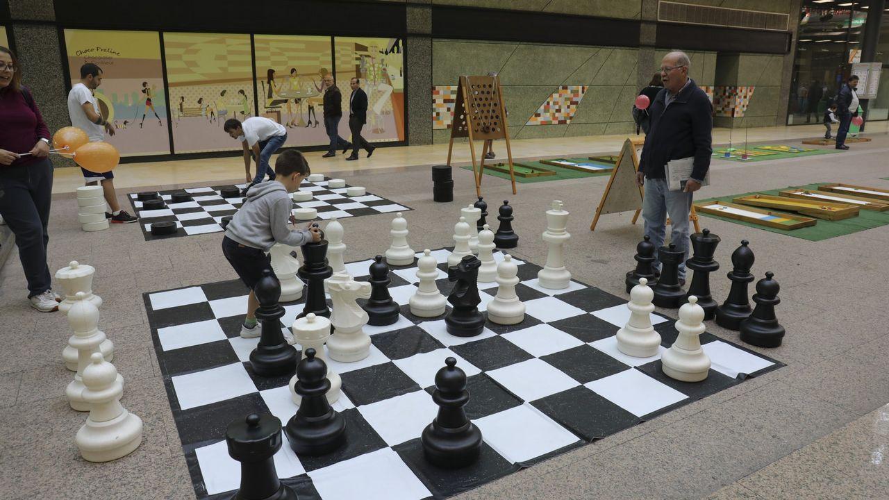 Campeonato mundial de ajedrez cadete en la Ciudad de la Cultura