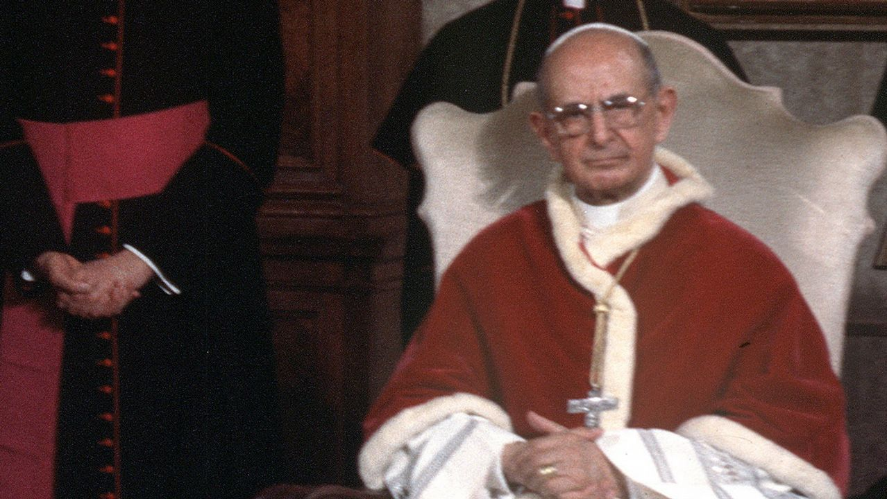 Las otras reliquias de Santiago.El cardenal y arzobispo emérito de Washington Theodore McCarrick, en una imagen de archivo