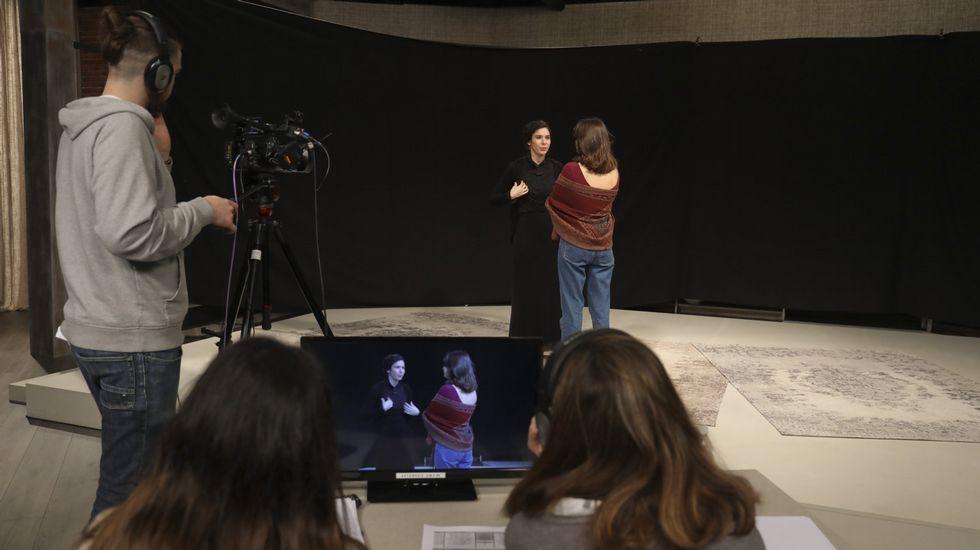 .El mes pasado tuvo lugar en Santiago el casting para nueva película de Coixet