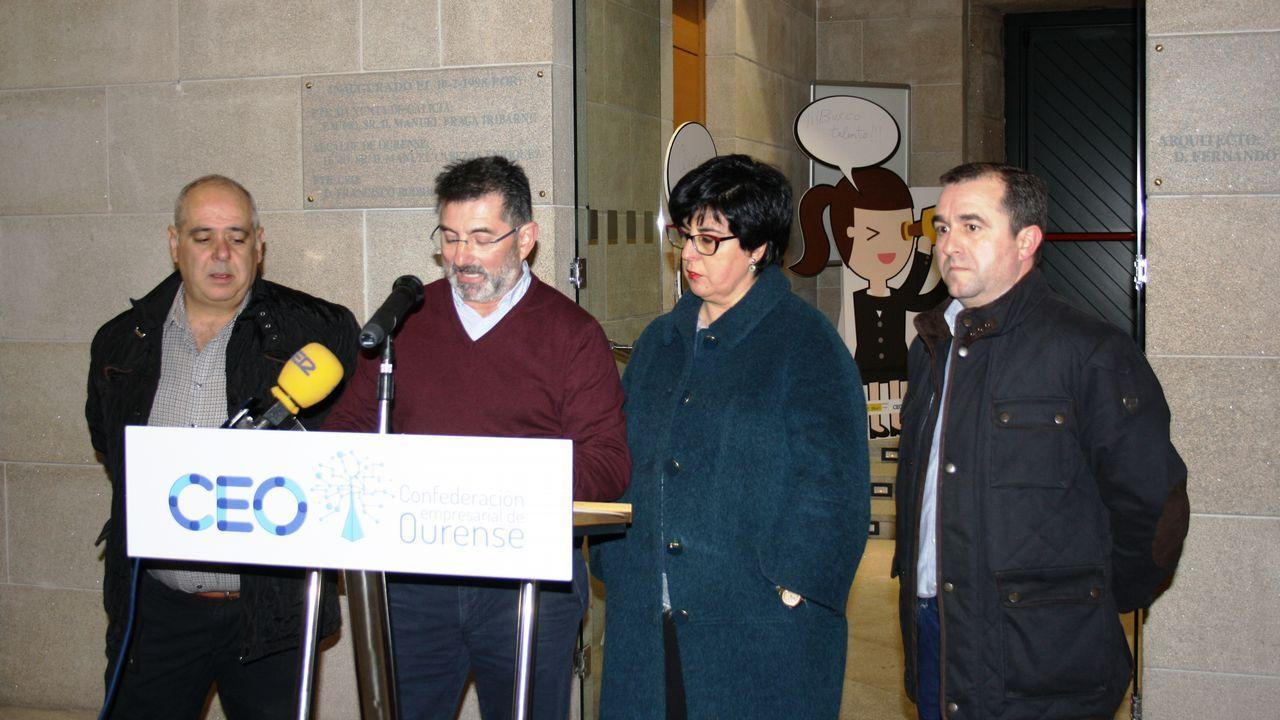 «Boina» de contaminación sobre Gijón Oeste