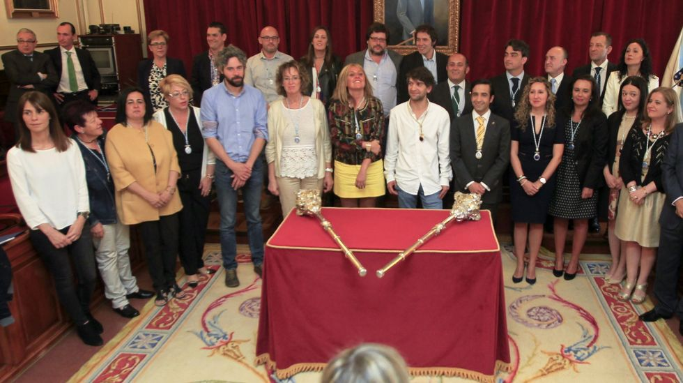 El patrimonio declarado por los concejales de Ferrol