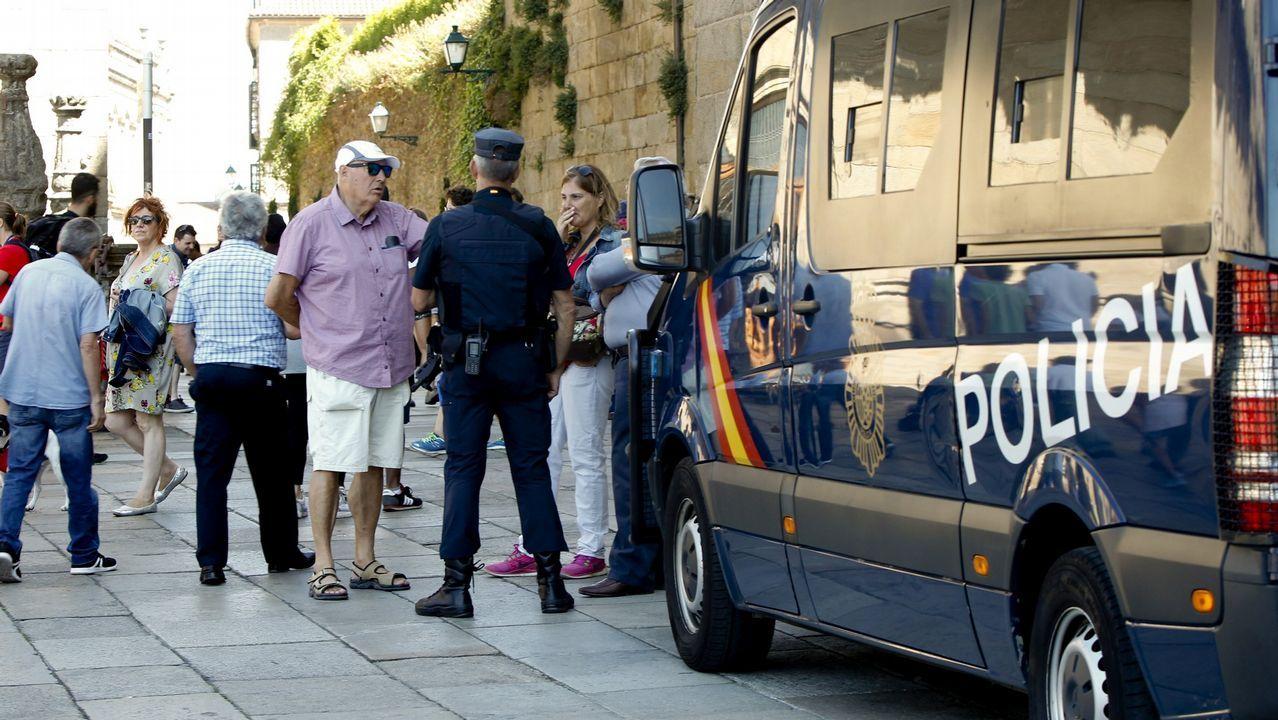 Paz Fernández Borrego, desaparecida en Navia el 14 de febrero; Lorena Torre, desaparecida en Gijón el 1 de marzo y Concepción Barbeira, desaparecida el 2 de marzo en Castrillón
