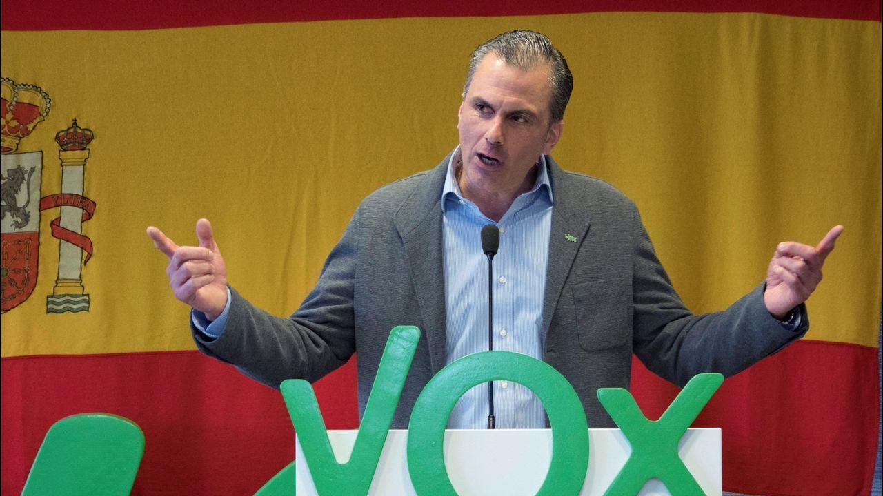   EFE.El presidente del PP, Pablo Casado, en una entrevista con la agencia Efe
