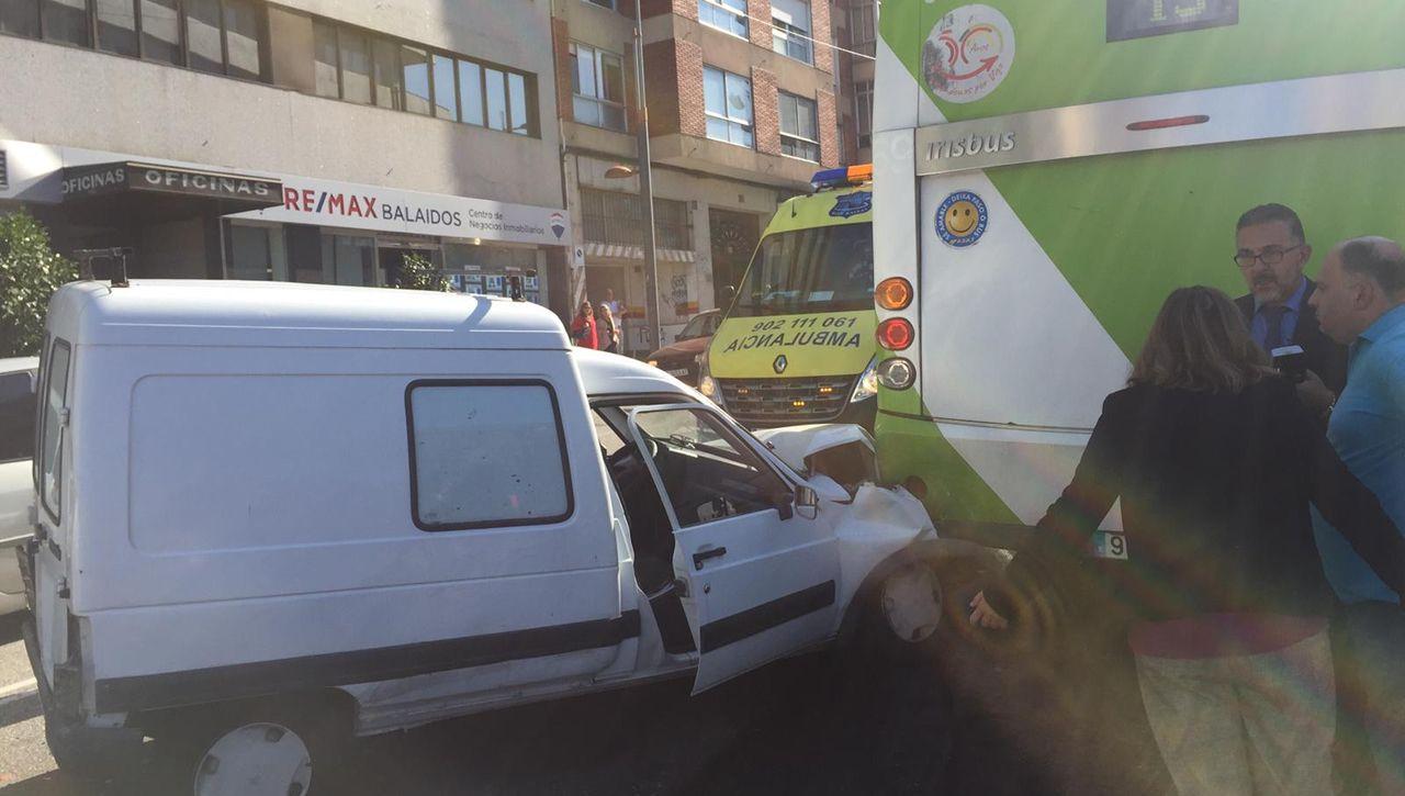 El ciclista agredido a martillazos, al camionero: «¿Qué haces? ¡Que me vas a matar!».Comisaría de Policía de Gijón