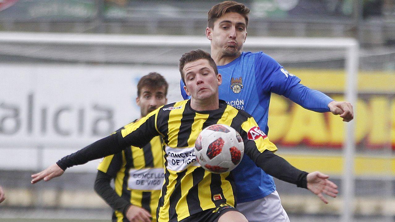 Pontevedra CF vs Las Palmas B