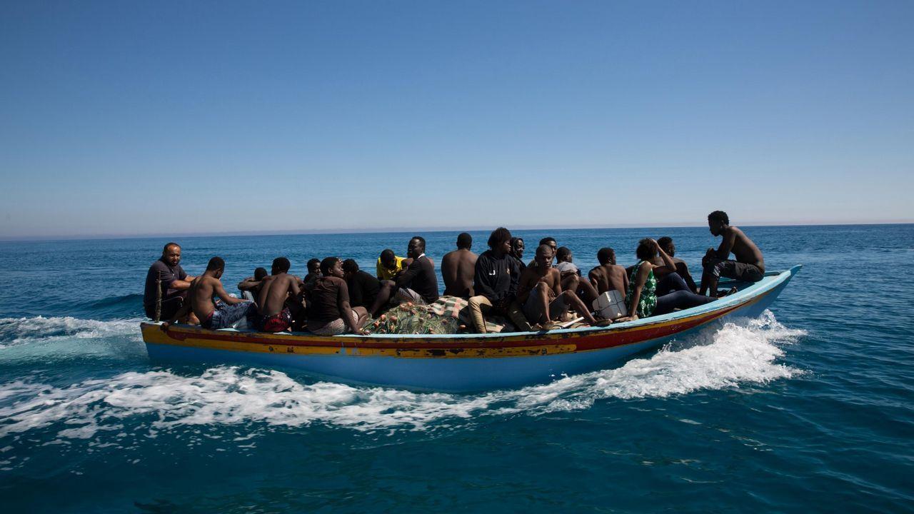 La boda de Messi y Antonella Rocuzzo, en imágenes.El barco antinmigración C-Star en el puerto de Famagusta, al norte de Chipre