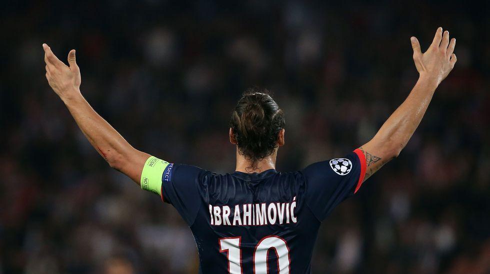 Ibrahimovic deja la selección