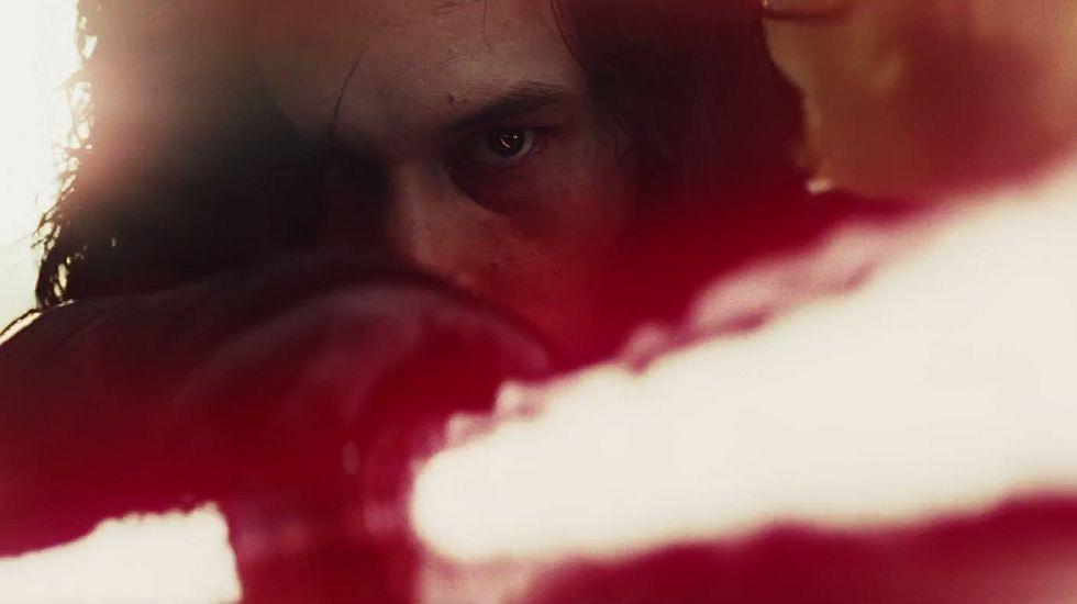 El primer tráiler de «The Last Jedi».