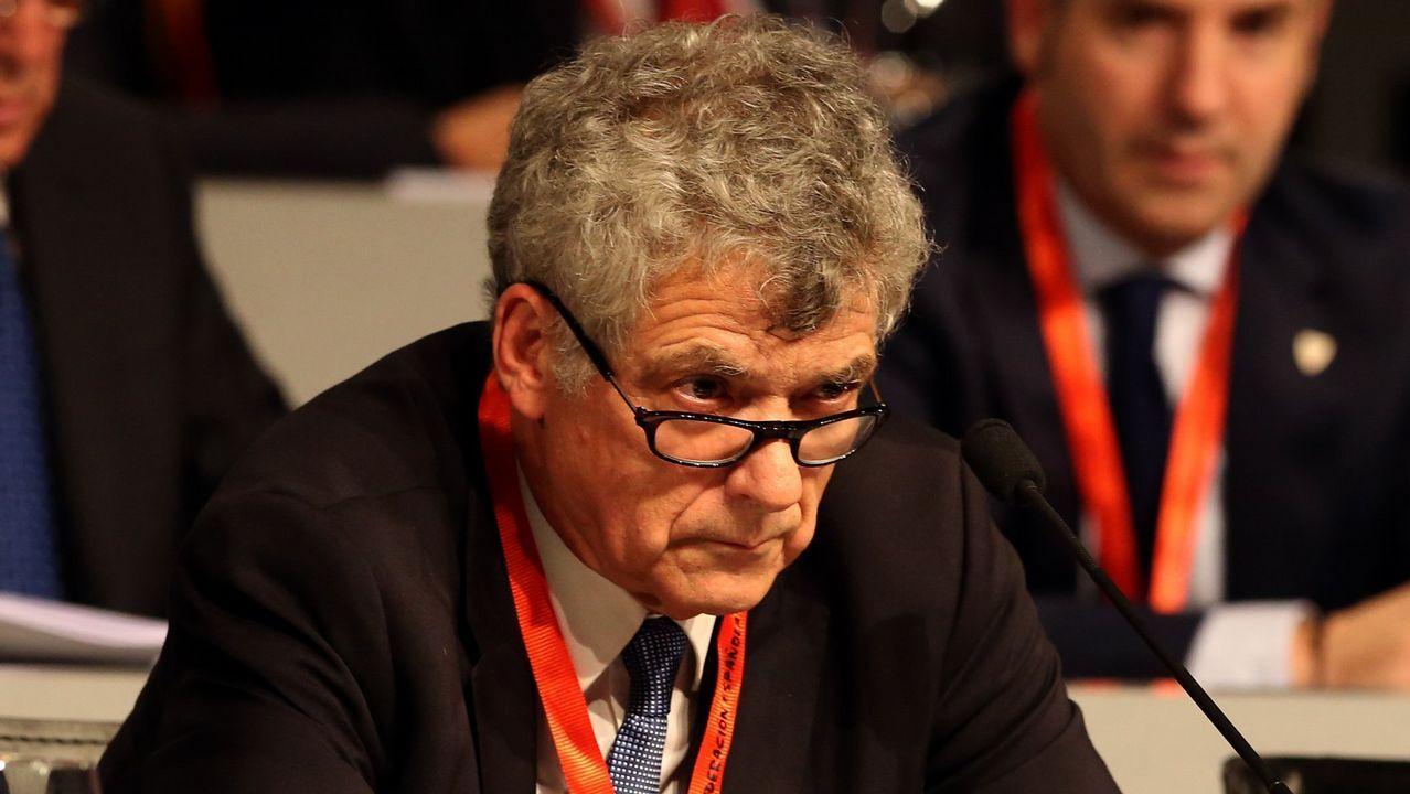 La «Operación Soule» conmociona al fútbol español.Ángel María Villar declaró ante la Fiscalía Anticorrupción la pasada semana.