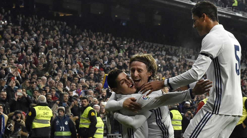 Danilo y Benzema, según Zidane