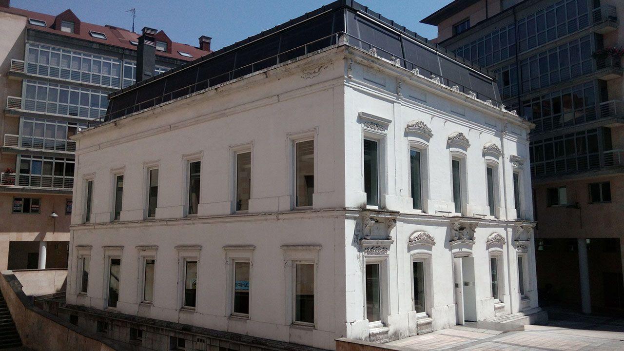 Sede del Colegio Oficial de Arquitectos de Asturias