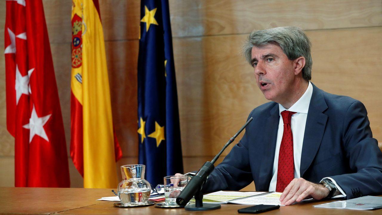 Garrido se borró como candidato para el 2019: «Hay mejores que yo», dice el sustituto de Cifuentes