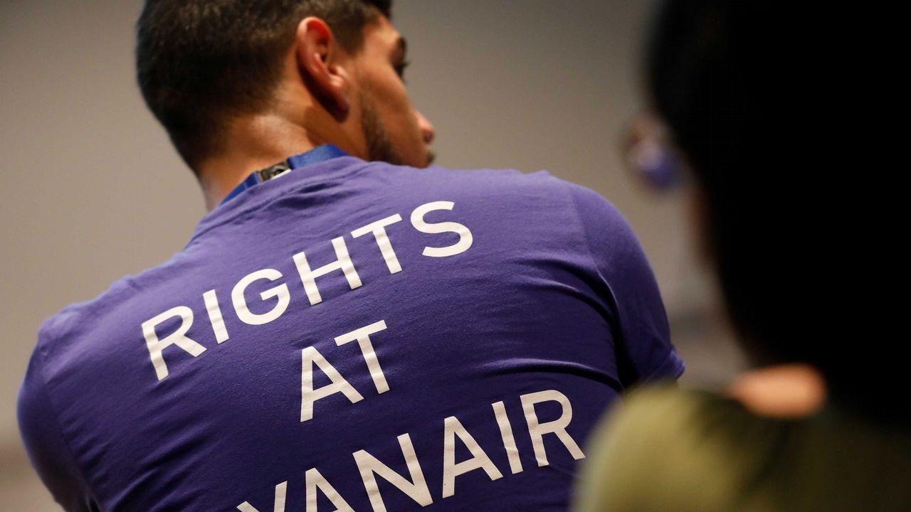 .Conflicto laboral en Ryanair
