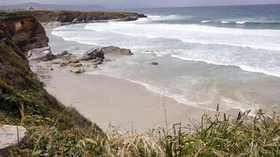 Barreiros. Playa de As Pasadas