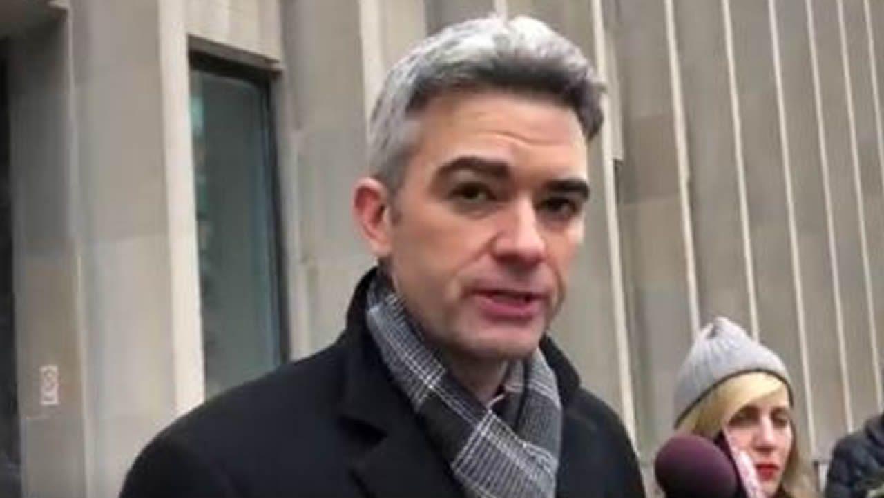 El fiscal del caso, Jason Wakely