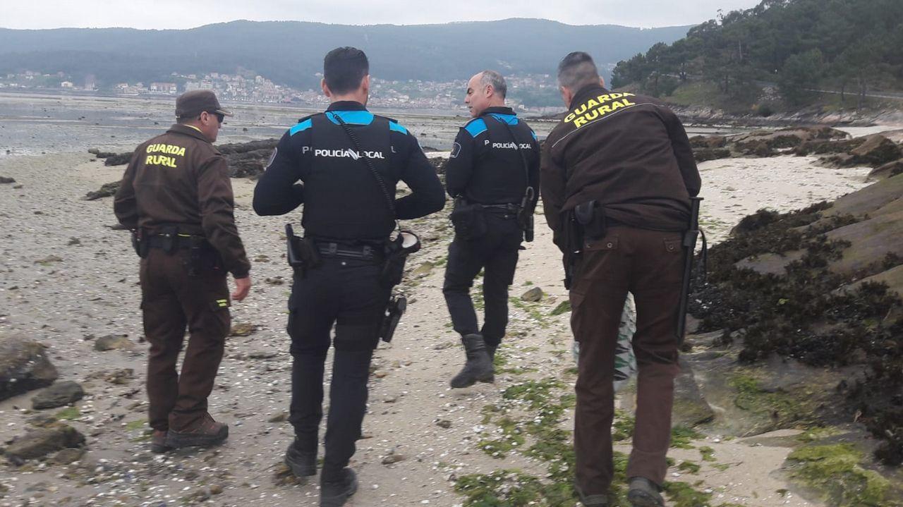 La policía de Pontevedra desvela detalles de la investigación