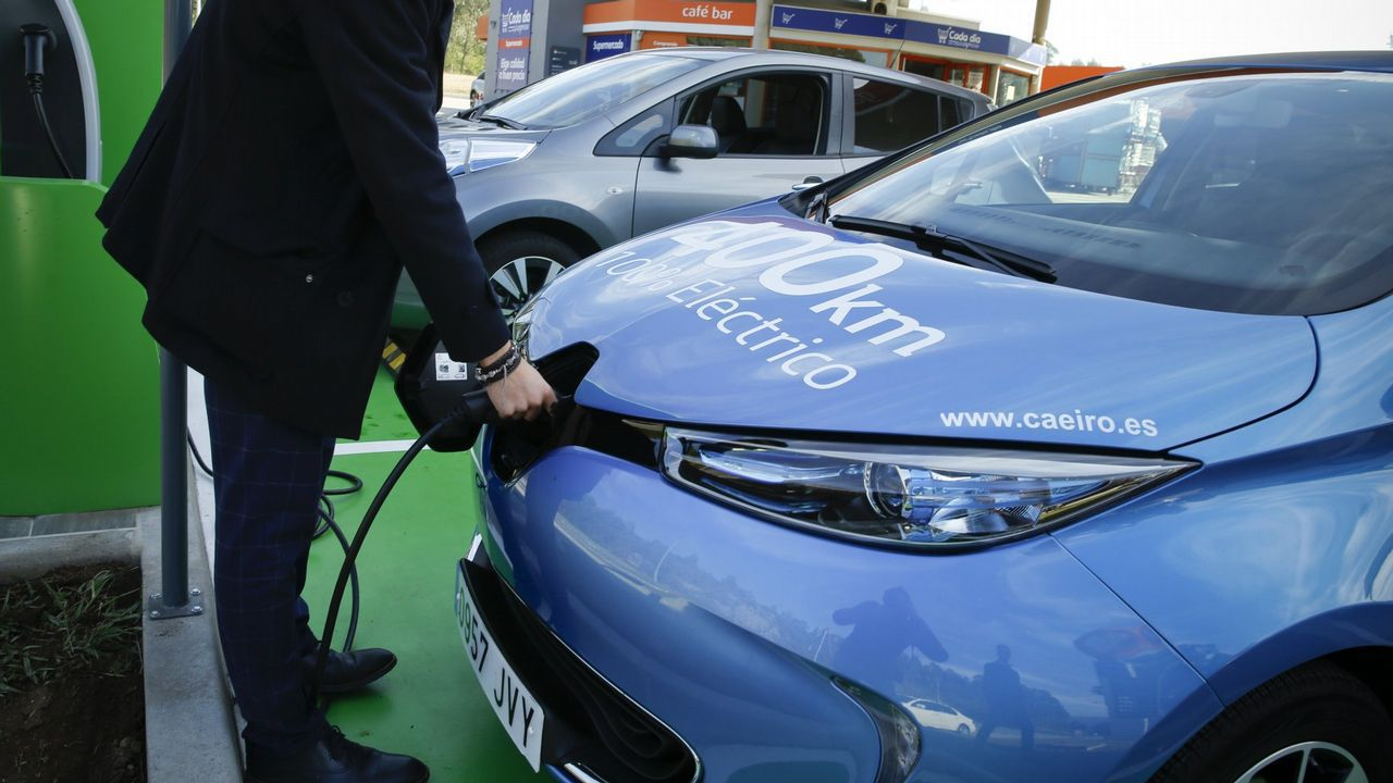 Los Ángeles Gas, cadena propietaria de la Galp de Lapido cuenta con 6 electrolineras en Galicia, siendo líder del sector en estos momentos