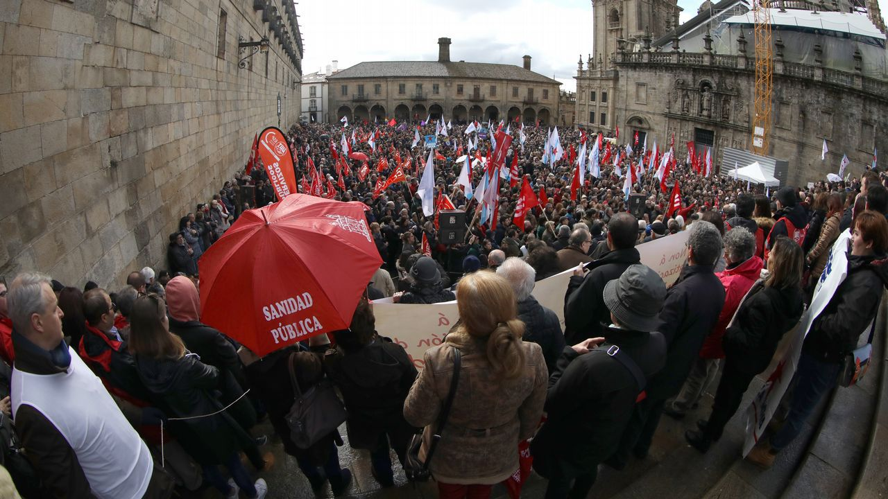 Aumenta el seguimiento en la segunda jornada de huelga
