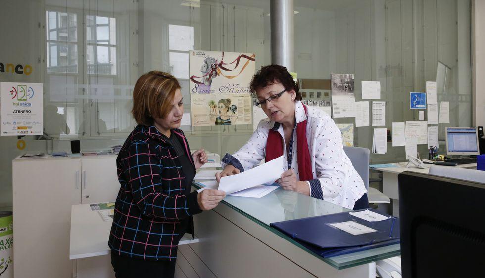 En el CIM de Ourense atendieron el pasado año a 281 personas y más de mil consultas.