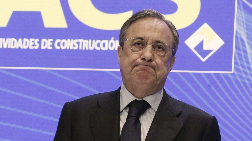 ACS. Florentino Pérez tiene 69 años y lleva la friolera de 23 como primer ejecutivo de la constructora ACS. Su relevo no tiene fecha, pero su sucedor será Marcelino Fernández, ahora con 60.